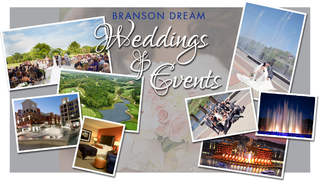 branson dream weddings